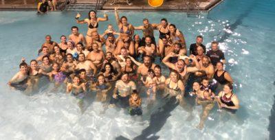 Water training 2018