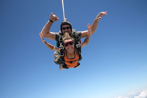 What Are The Different Types Of Skydiving