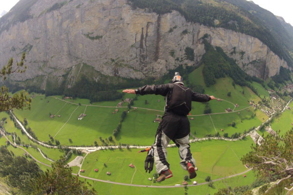 BASE Jumping in Oklahoma: Everything You Need to Know