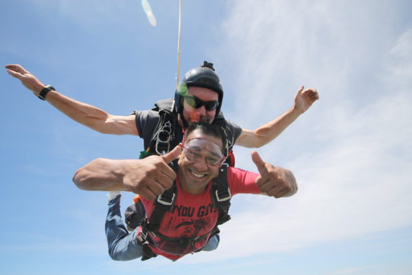 3 Reasons To Go Skydiving On Your Birthday