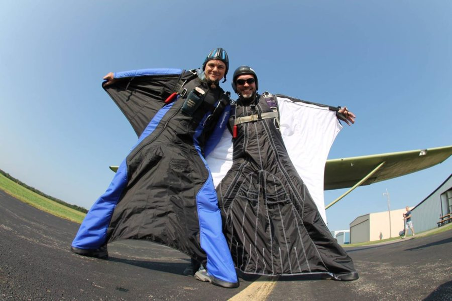 Wingsuit Flyer
