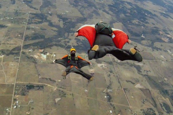 How To Become A Wingsuit Flyer In Oklahoma