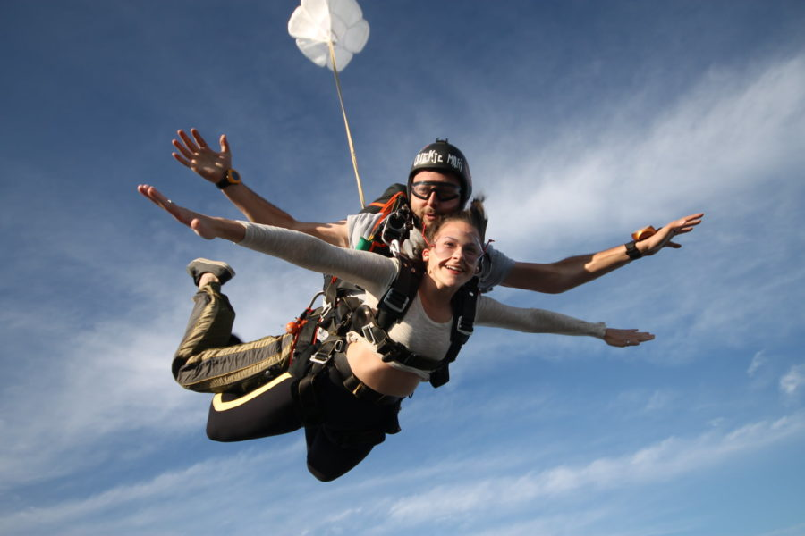 Overcome Skydiving Anxiety