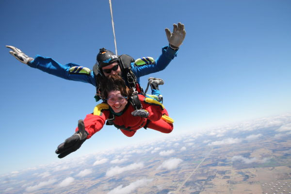 What To Wear Skydiving For The First Time. Tandem Skydiving at Oklahoma Skydiving Center