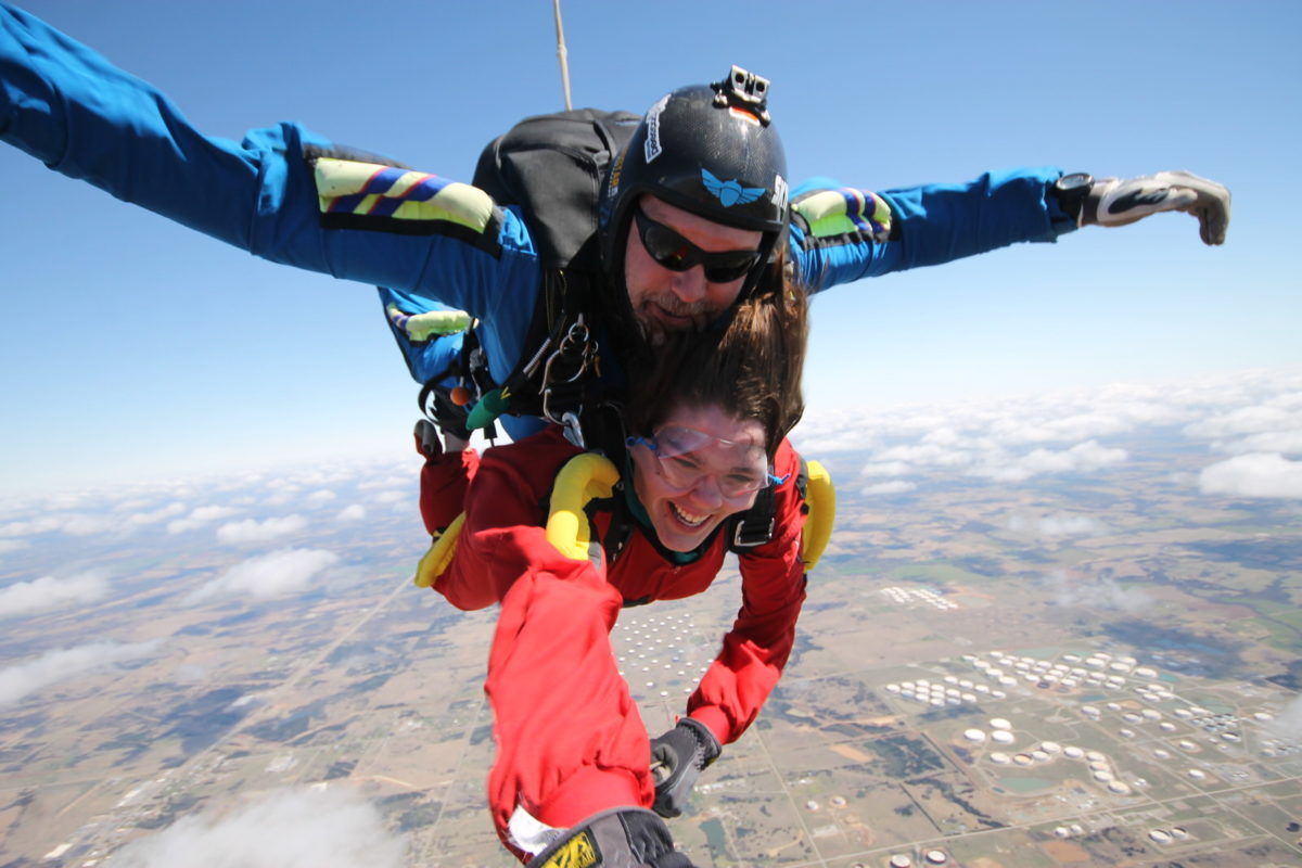 What To Wear Skydiving For The First Time. Skydiving Oklahoma