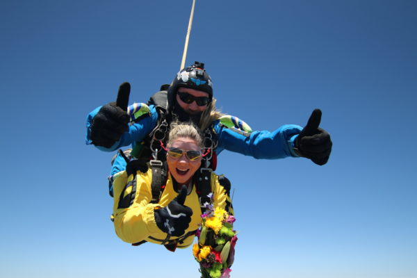 skydiving experience at Oklahoma Skydiving Center, offer the best possible tandem skydiving experience with the most affordable skydiving rates in Oklahoma.