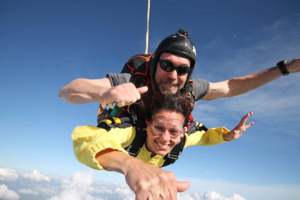 Skydiving Age Limit in Oklahoma