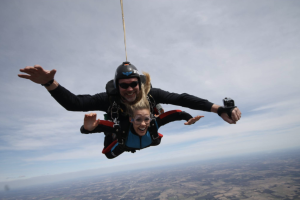 How Safe is Tandem Skydiving