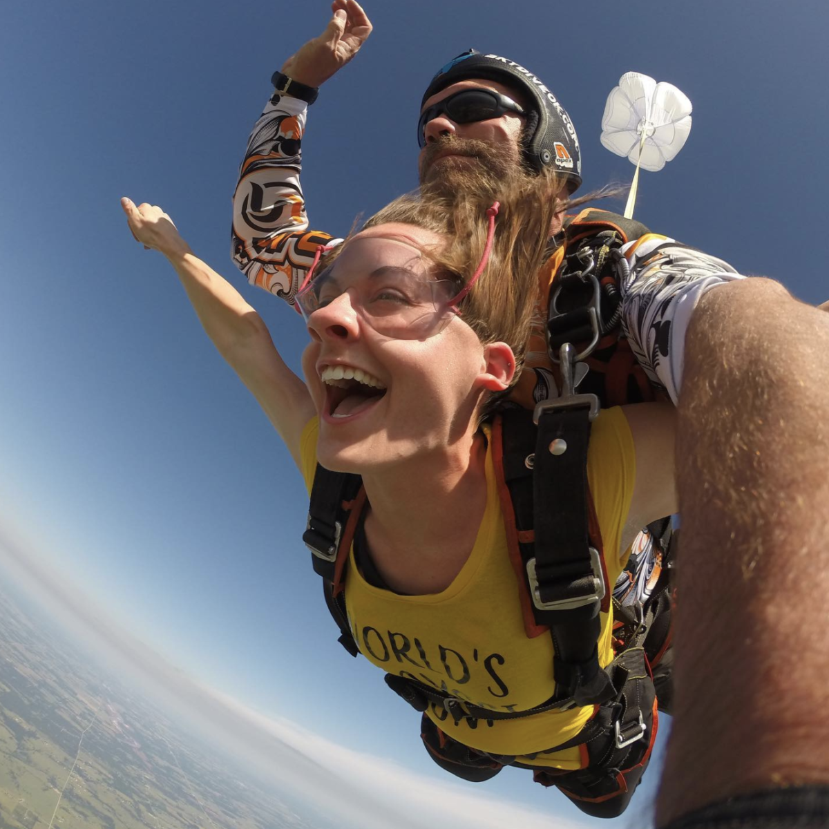 How Safe Is Tandem Skydiving Oklahoma Skydiving Center