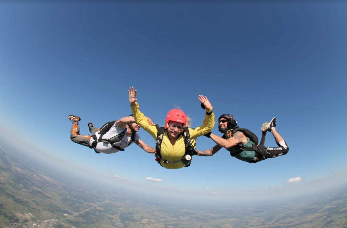 OKC AFF Skydiving