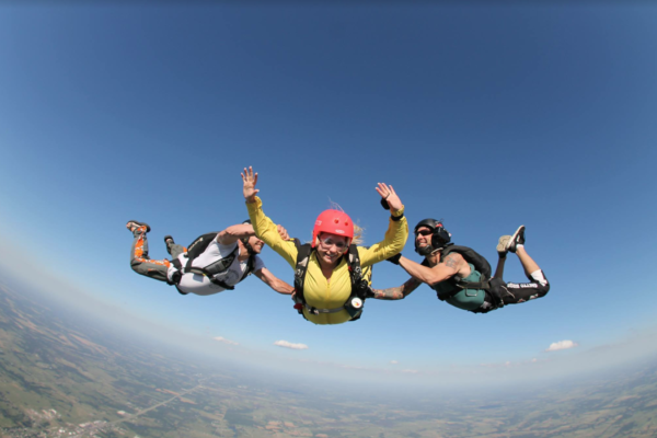 How Fast Do You Fall When Skydiving?