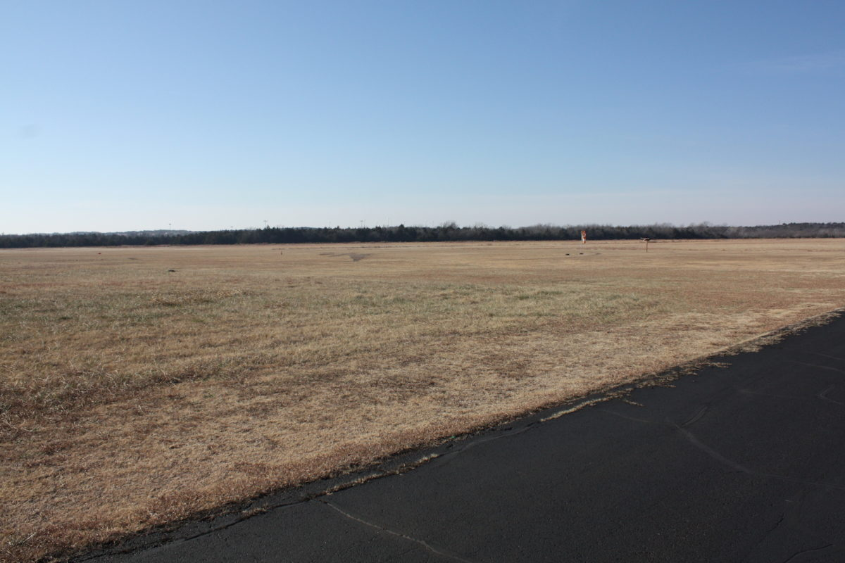 Oklahoma Skydiving Center Landing Area