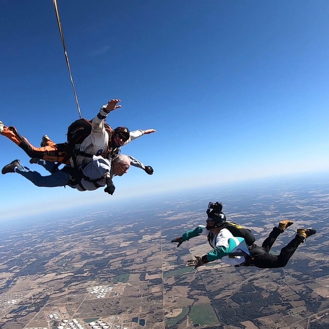 Do You Have To Be Physically Fit To Skydive?