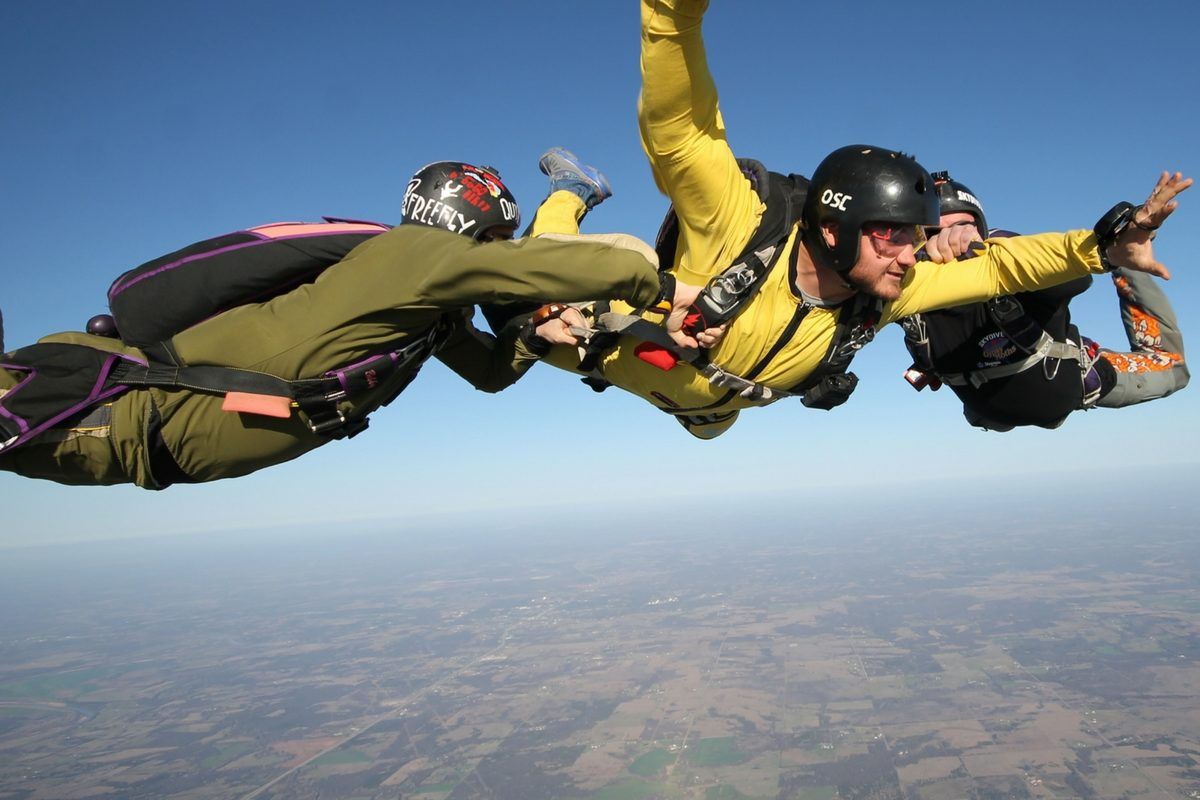 Is Tandem Skydiving Safer Than Skydiving Solo?