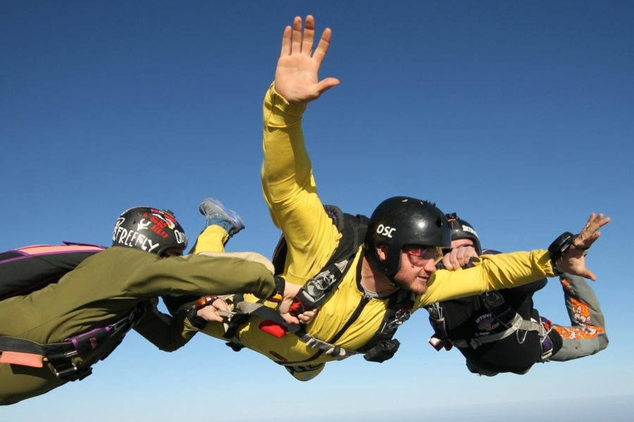 Skydiving Prices OKC