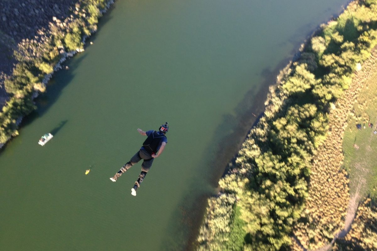 BASE Jumping Training