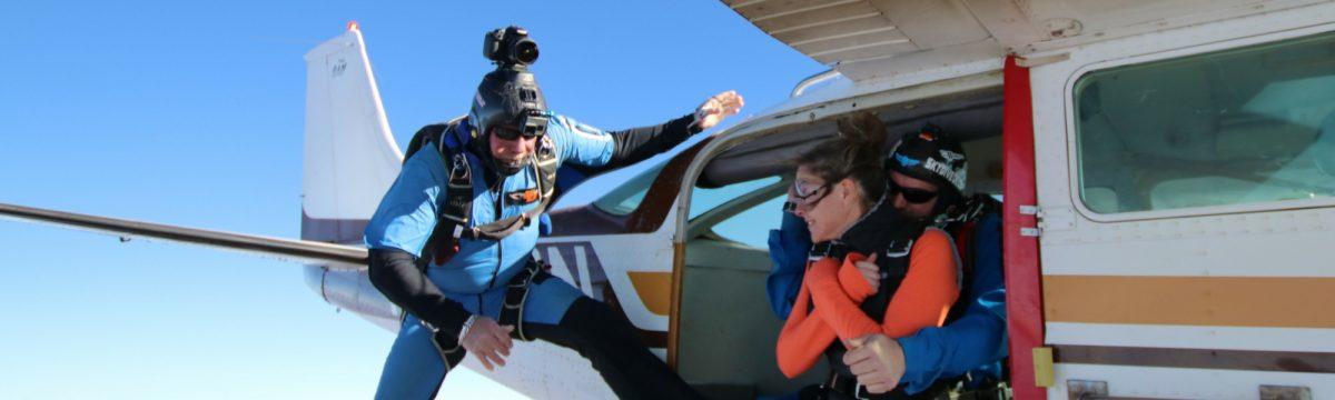 Meet Jack. Local Oklahoma Skydiver Earns Awards.