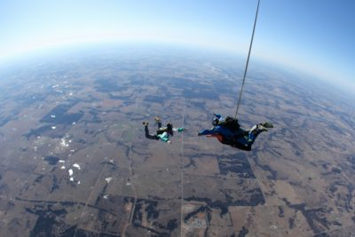 Oklahoma Skydive | Buy experiences, not things.