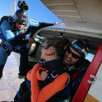 Outdoor Skydiving -Oklahoma Skydiving Center