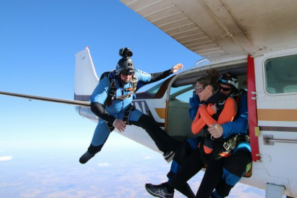skydiving videos
