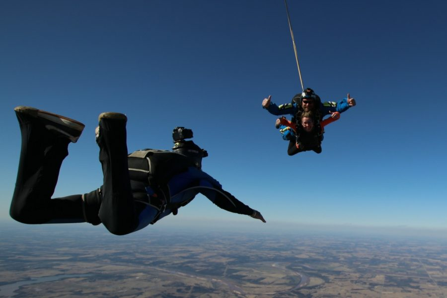 Skydiving Videos at Oklahoma Skydiving Center