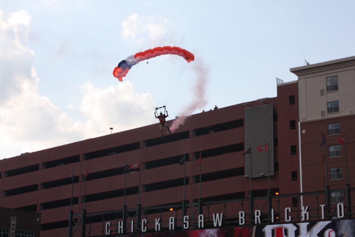 Demo Team Skydiving