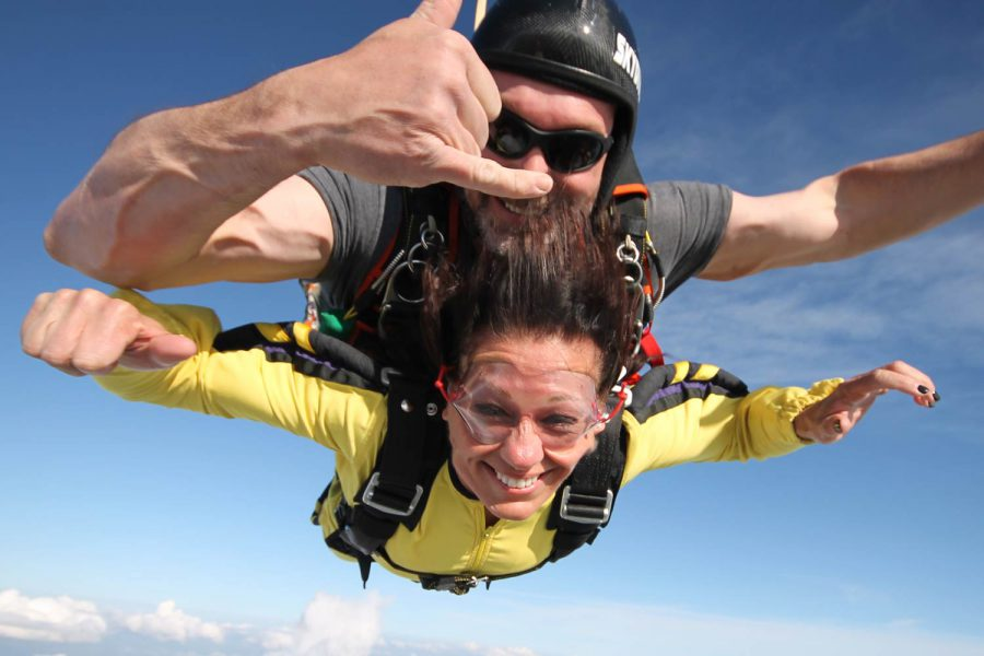 Skydiving Cost