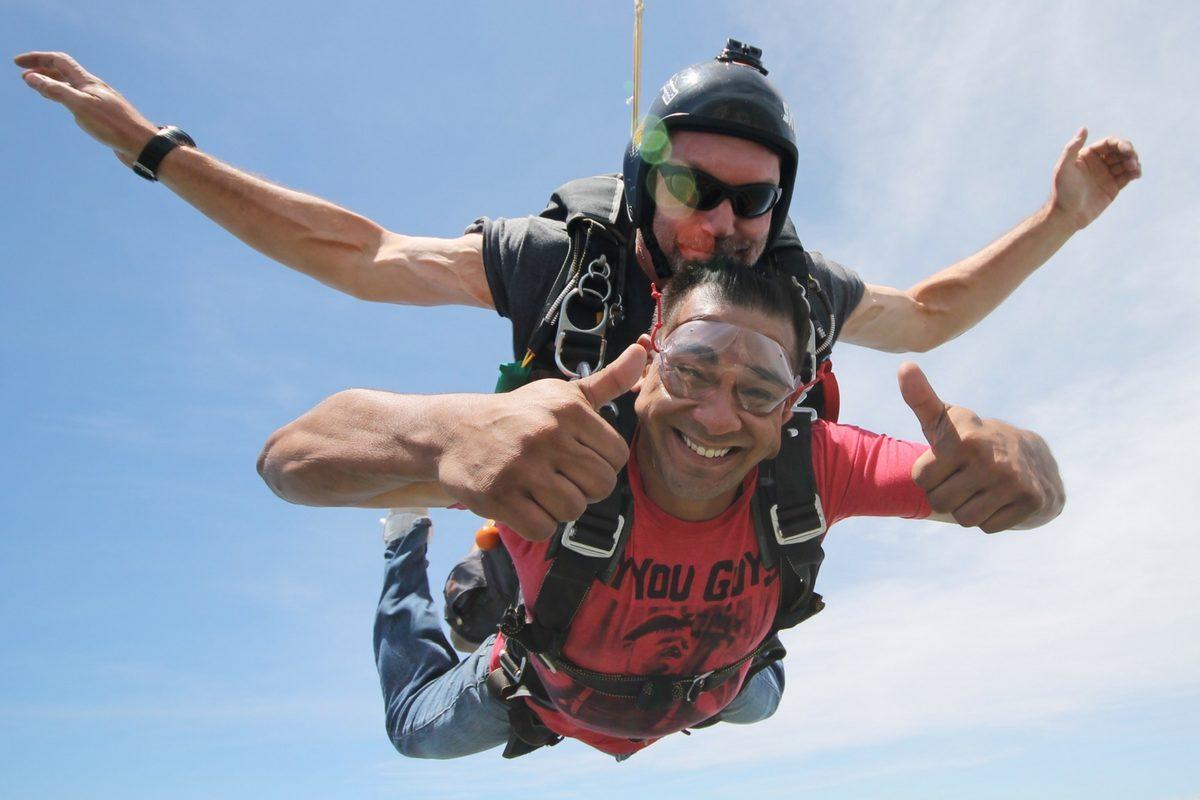 tandem skydiving near tulsa oklahoma