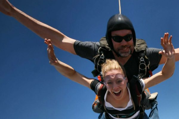 Tips to Overcome Skydiving Anxiety